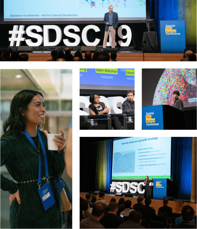 Images from SDSC2019