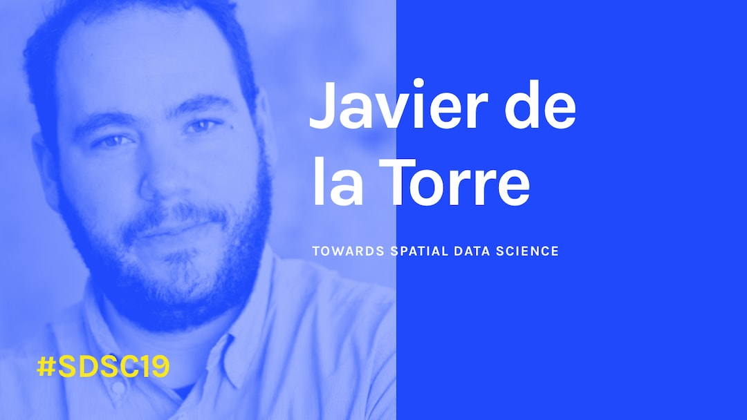 Towards Spatial Data Science